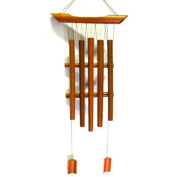Музыка ветра бамбук 84 см
