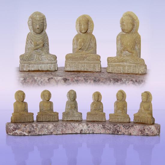 Статуэтка Сонм Будд 13 см