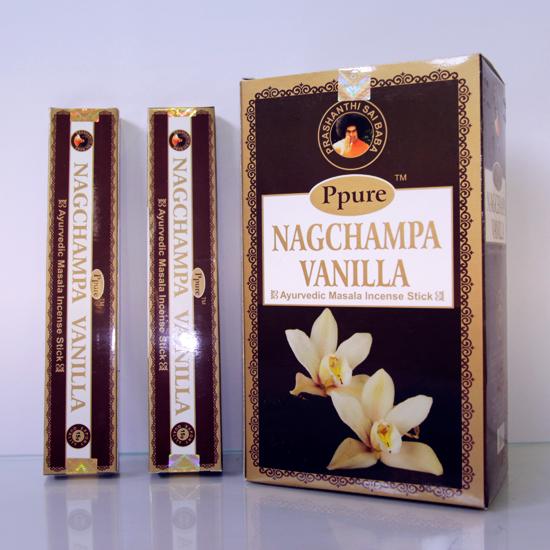 Благовония ваниль vanilla Ppure (15 г) благовония лаванда lavender ppure
