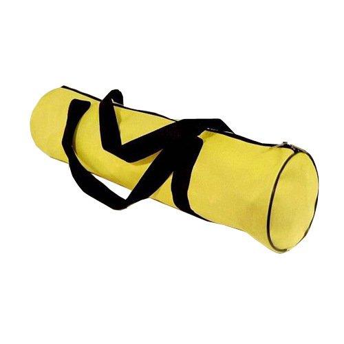 Сумка для коврика Нияма, желтая (0,3 кг, 16 см, 70 см, желтый) сумка для коврика yoga style 0 3 кг 70 см 16 см