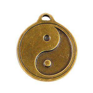 Амулет the cult инь-ян - символ жизни, придает энергетическое равновесие (01006 0,05 кг )