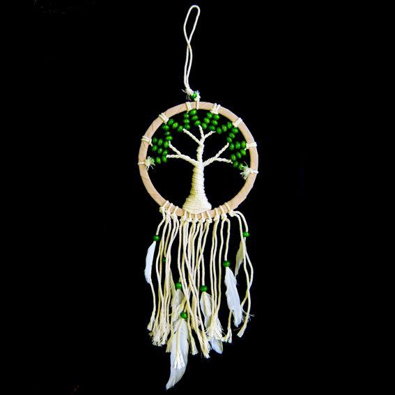 Ловец снов Дерево Жизни белое 53 см (IN0305-04 0.1 кг)