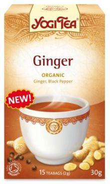 Йога чай Имбирь \Yogi Tea Ginger