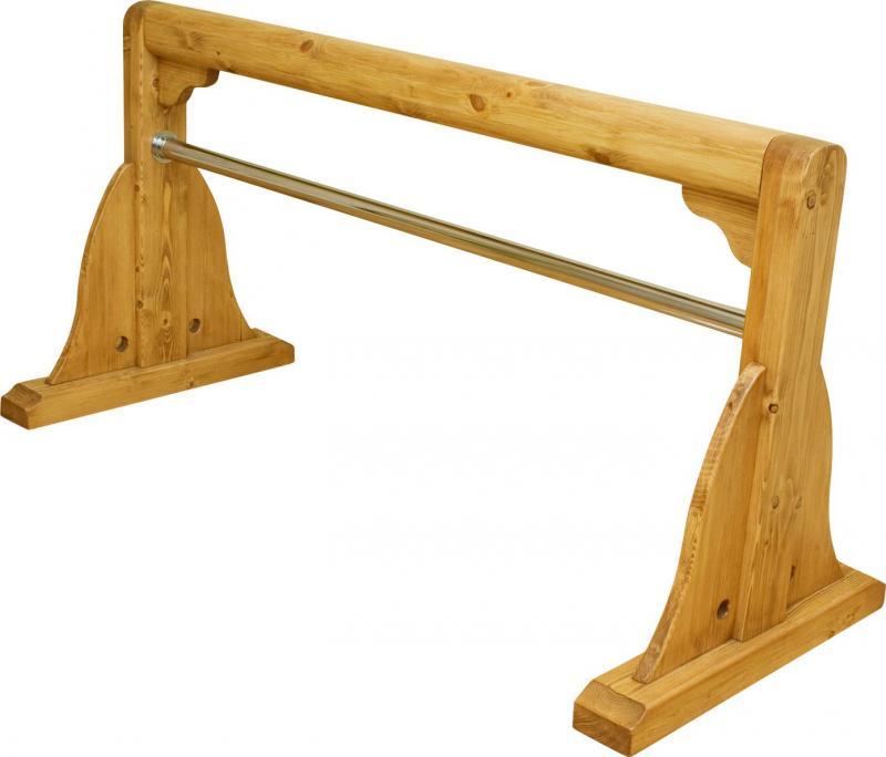 Конь деревянный для занятий йогой (15 г) асан