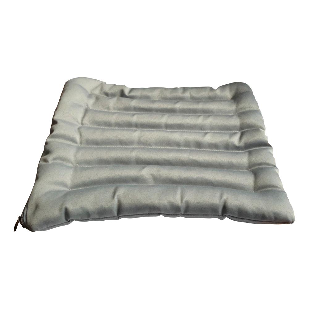 Подушка для стула (3 см, 40 см, серый, 40 см) подушка dargez леон наполнитель пенополиуретан 36 х 46 см