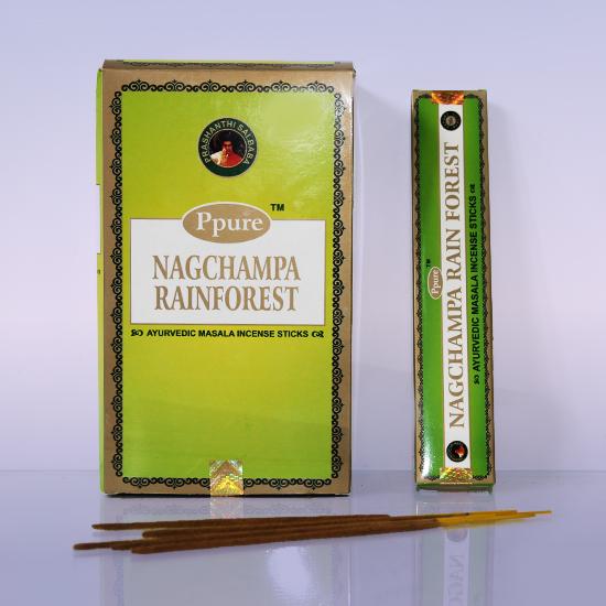 Благовония тропический лес rain forest Ppure (15 г)