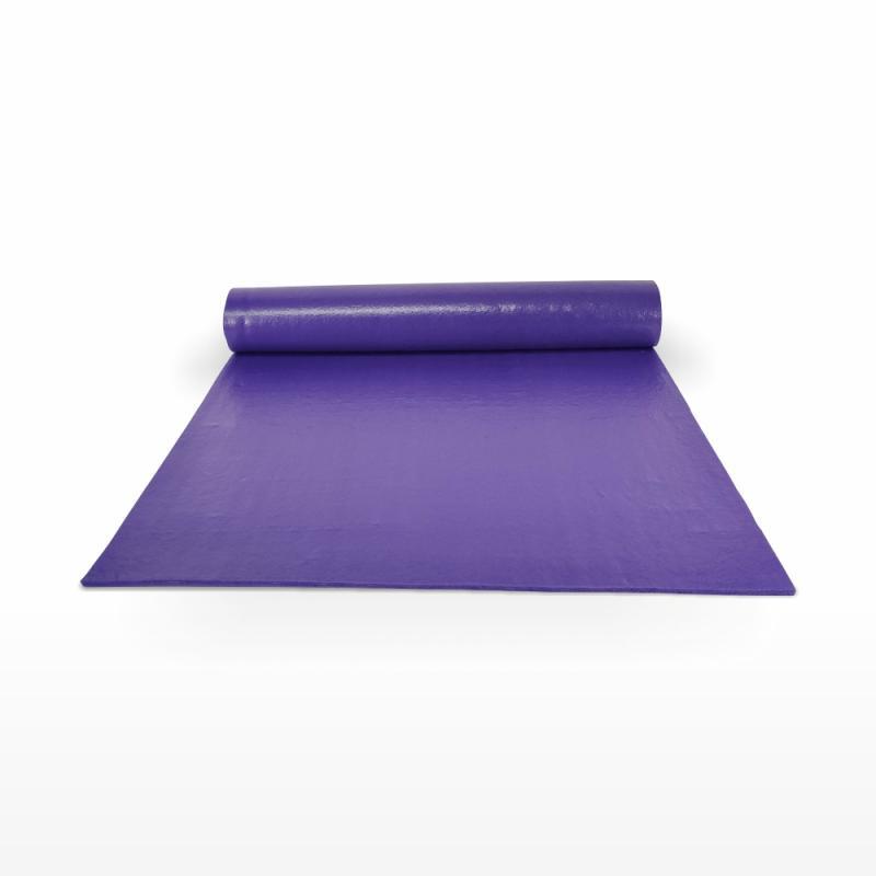 Коврик для йоги Puna Pro (2 кг, 185 см, 4.5 мм, красный, 60 см)