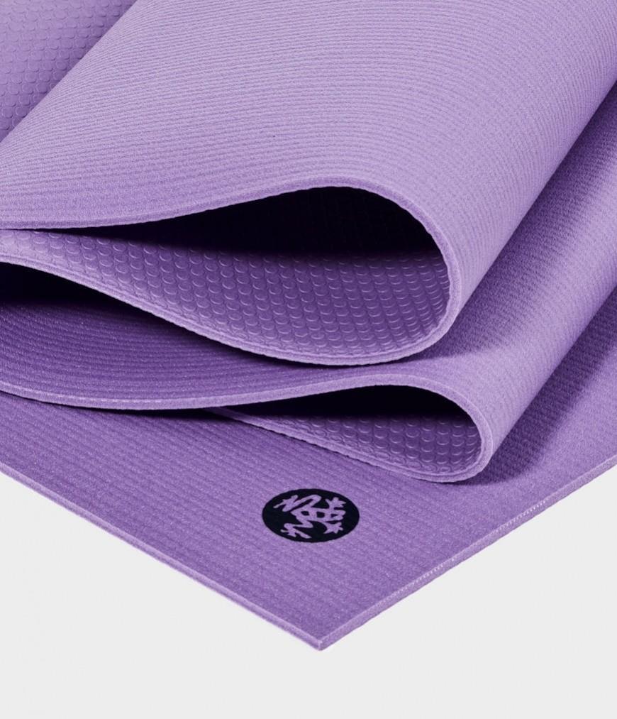 Коврик для йоги Manduka PROlite Mat 4,5мм Limited Edition (2 кг, 180 см, 4.5 мм, фиолетовый, 60см (Perennial))