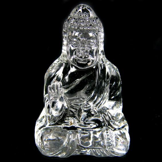 Фигурка Будда стекло 7,5 см йонге мингьюр ринпоче будда мозг и нейрофизиология счастья аудиокнига