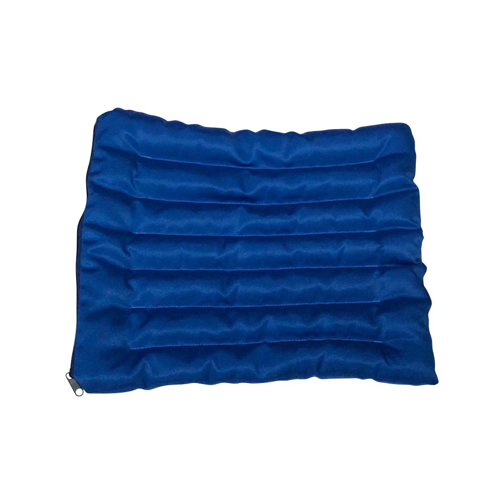 Подушка для стула (3 см, 40 см, синий, 40 см) подушка тихий час идеал 40 х 40 см