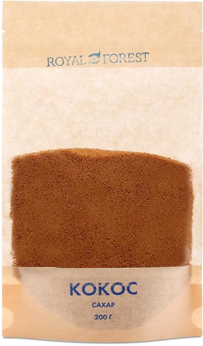 Кокосовый сахар Royal Forest (200 г) толстовка wearcraft premium унисекс printio японская сакура