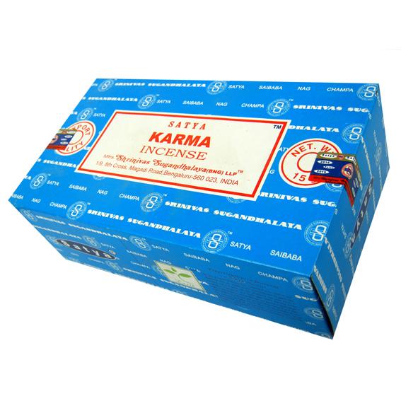 Благовоние Karma Satya, серия incense (15 г) цена 2017