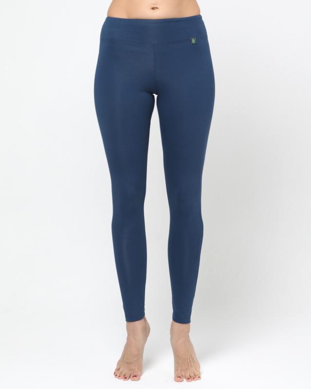 Тайтсы женские Miss Incredible индиго YogaDress (0,2 кг, S (44), синий)