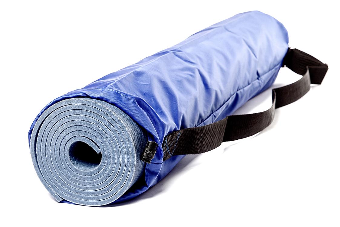 Чехол для коврика Симпл с карманом 60 см (15 см, 60 см, синий)