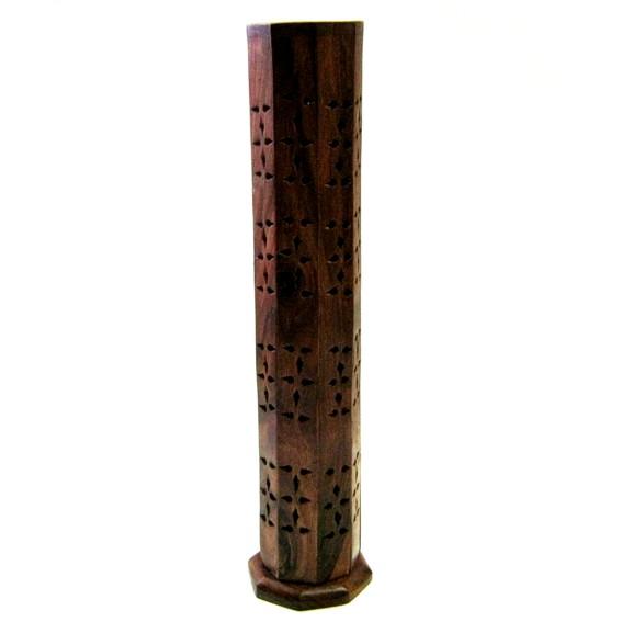 Подставка под благовония Башня темная 30 см (30 см) подставка под благовония слоник с каменной крошкой 2 5 см