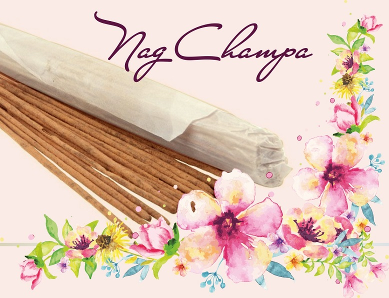 Благовония Храмовые Nag Champa (0,05 кг)