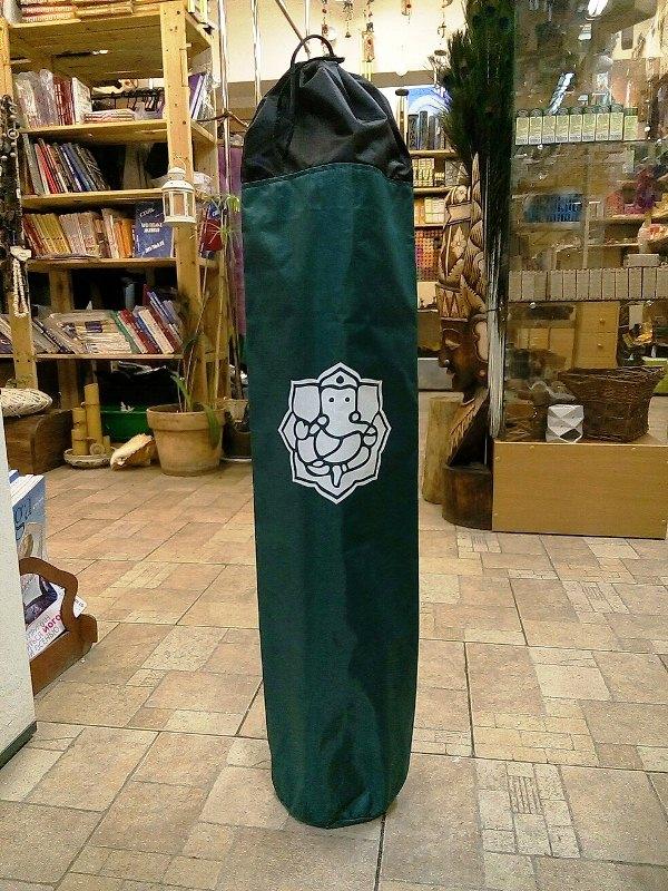 Чехол для коврика с принтом ганеша (зеленый)