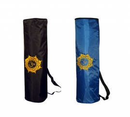 Чехол для коврика 70 см Magic Om нейлон (0,3 кг, 18 см, 70 см, синий) сумка хлопковая для коврика сутра dy 0 35 кг 70 см синий 18 см