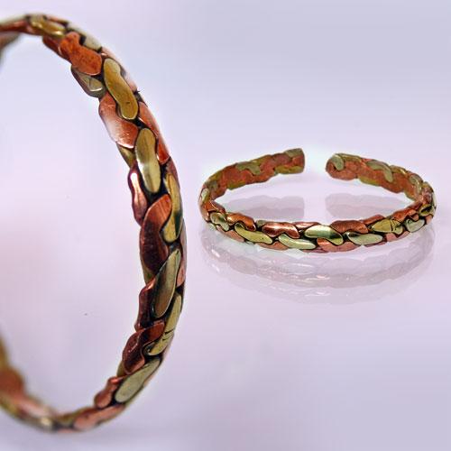 Браслет два металла (KAT0171)