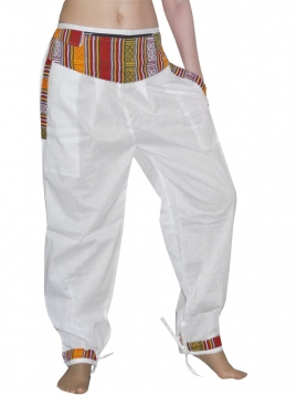 Брюки для йоги Nepal Style хлопок универсальные картридж hp cz132a 711 yellow для designjet t120 t520 29ml
