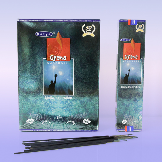 Благовония Gyana Satya, серия agarbatti (20 г)
