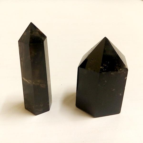 Топаз цилиндр разных размеров (4-5см)