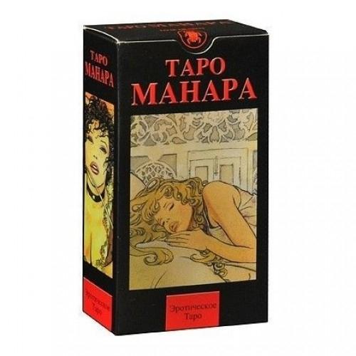 Карты Таро Эротическая Манара (Руководство и карты) (0,2 кг) невский д таро манара магия любви