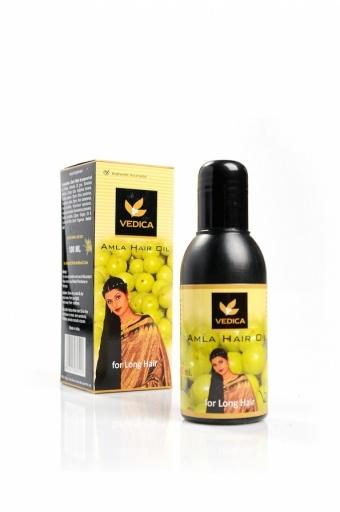 Масло для волос с амлой Veda Vedica (100 мл) недорого