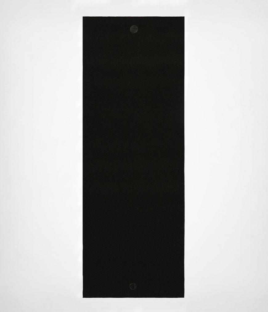 Полотенце Manduka Towels yogitoes (0,5 кг, 173 см, черный, 61 см (Onyx))