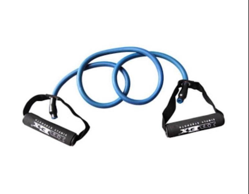 Амортизатор трубчатый максимальное сопротивление Body-Tube INEX, синий (0,3 кг) цена