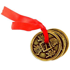 Амулет the cult монеты счастья - символ достатка, благополучия, здоровья и успеха (0,05 кг) амулет the cult узел долголетия bs051 0 05 кг