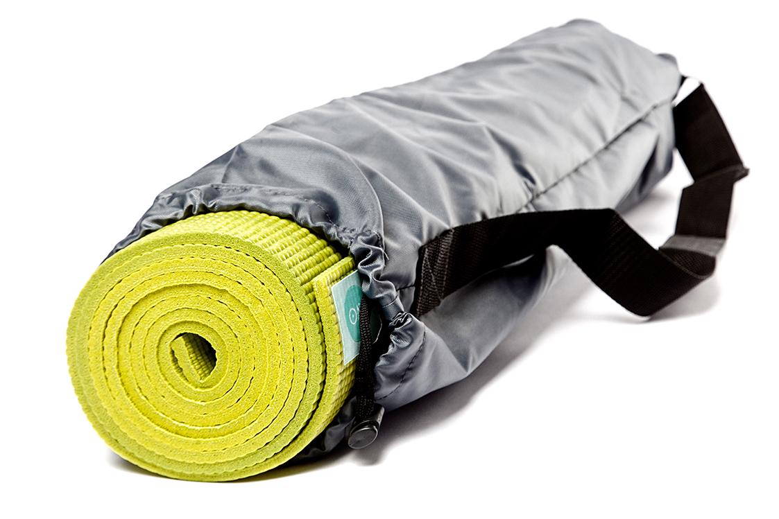 Чехол для коврика Симпл с карманом 60 см (15 см, 60 см, серый)