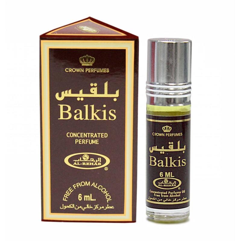 Арабские духи мужские Балкис Аль Рехаб (6 мл)