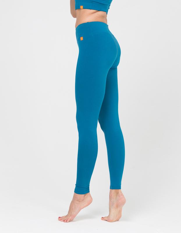 Тайтсы женские Miss Incredible морская волна YogaDress (0,2 кг, XS (42), голубой) тайтсы 3 4 kalenji мужские 3 4 тайтсы для бега run dry