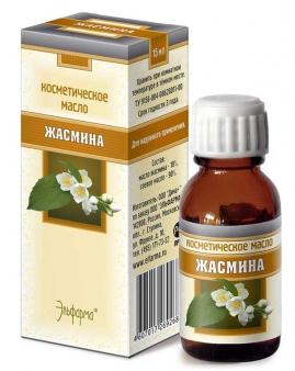 Жасмина косметическое масло Elfarma (15 мл) масло стоп актив купить в аптеке