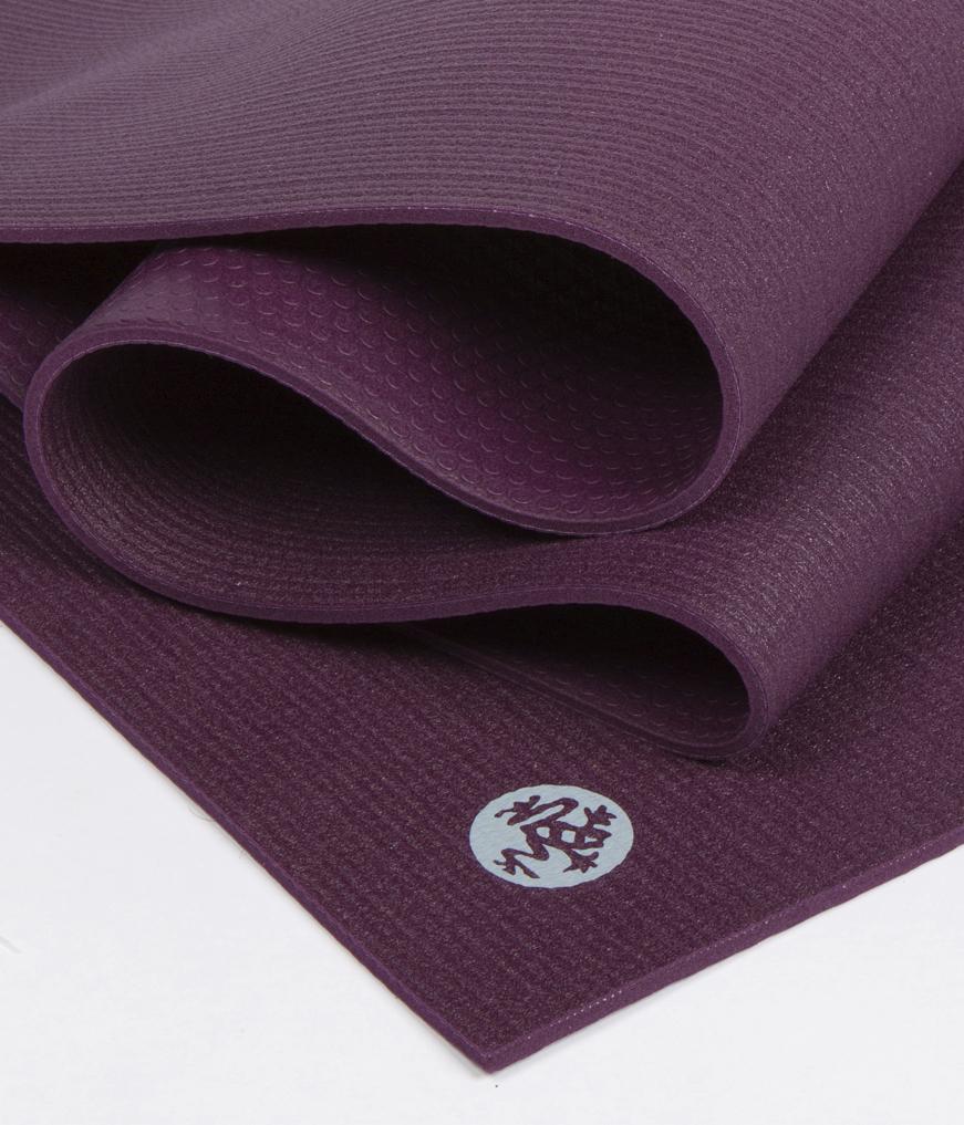 Коврик для йоги Manduka PROlite Mat 4,5мм (2 кг, 180 см, 4.5 мм, фиолетовый, 60см (Indulge))