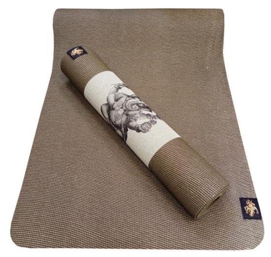 Коврик для йоги Муруган 183х60 см разных толщин