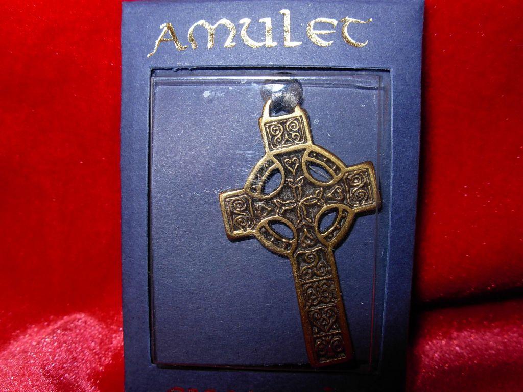Кулон Амулет Кельтский крест кулон амулет символ обретения жениха