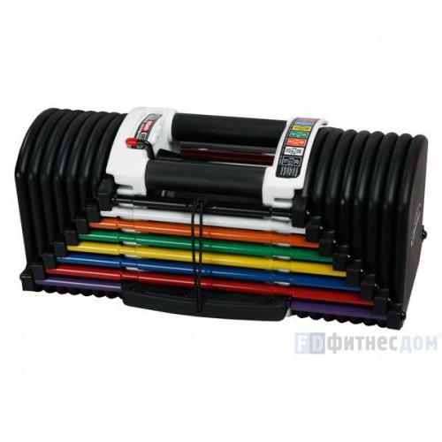 Дополнительные веса к наборным гантелям POWERBLOCK U90 (23-41 кг), пара