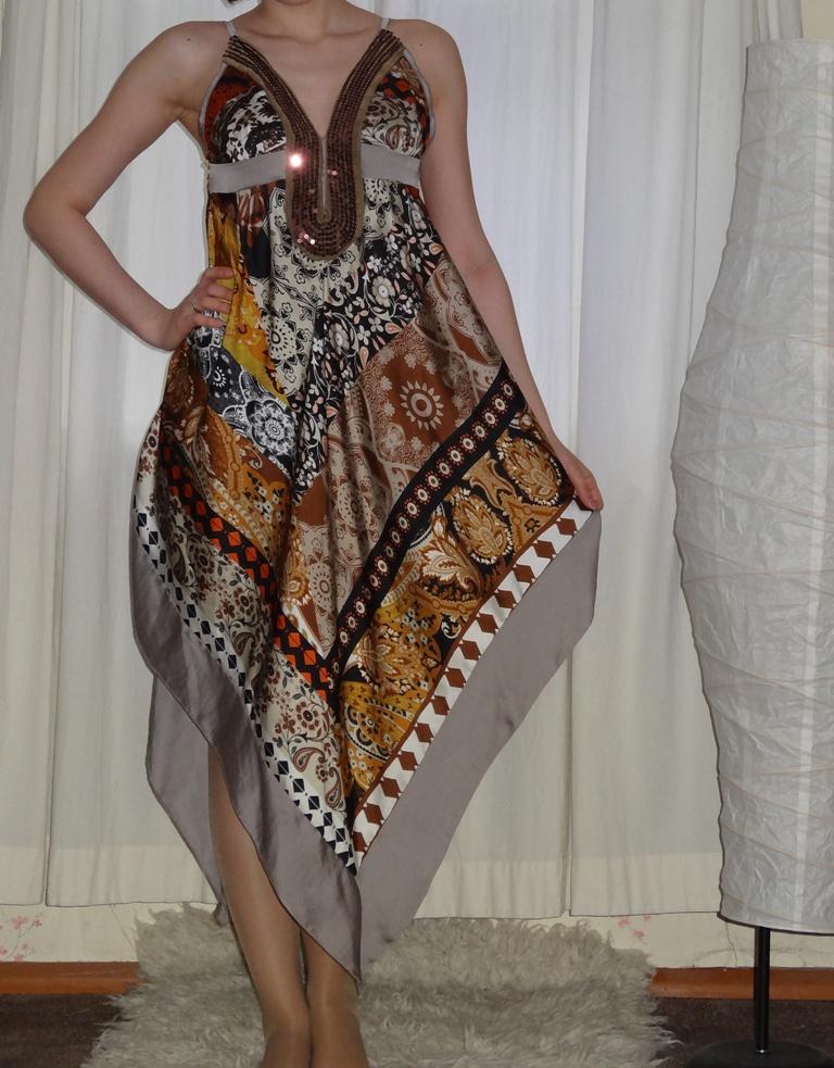 Платье Греческие Каникулы
