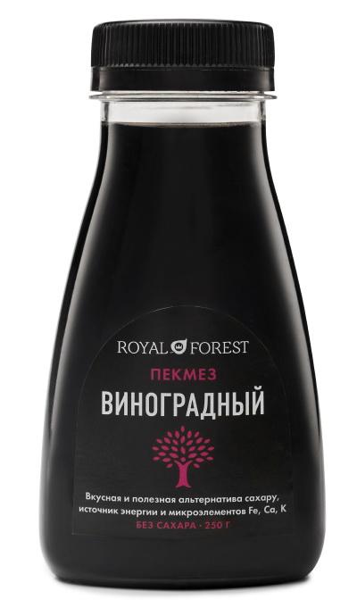 Виноградный пекмез Royal Forest (250г)