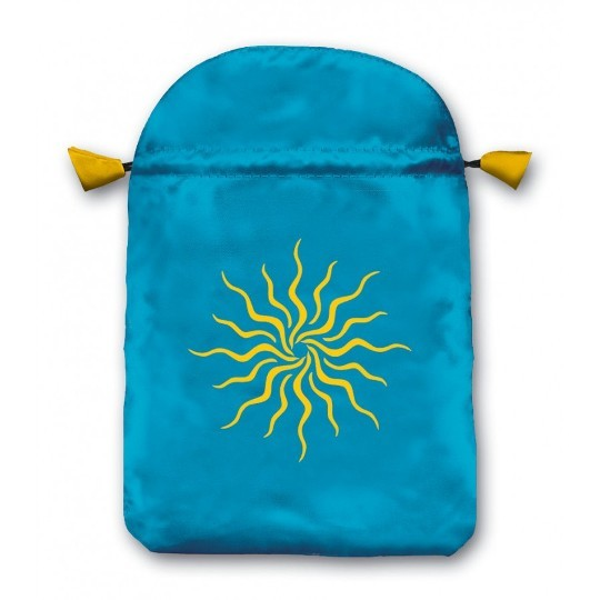Мешочек Солнце для карт таро Lo Scarabeо (0,1 кг)