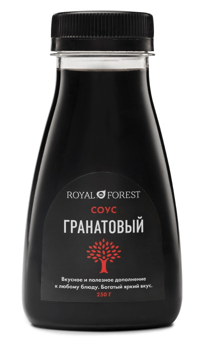 Гранатовый соус Royal Forest (250г)