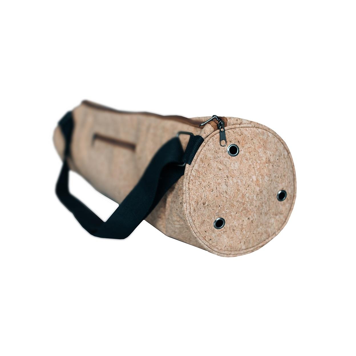Сумка для йоги пробка YC (0.2 кг, коричневый) сумка для комплекта йоги atemi ays 02