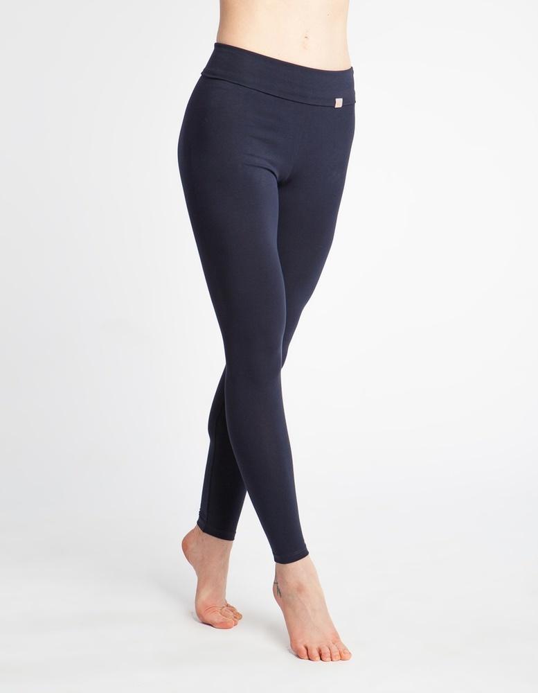 Лосины женские длинные YogaDress (0,3 кг, XS (42), серый / графит)