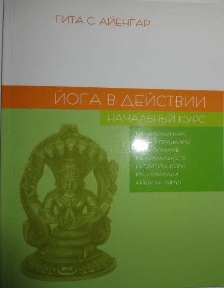 Йога в действии (0,1 кг)
