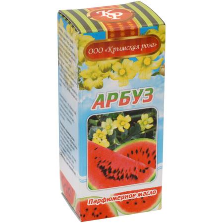 Арбуз масло парфюмерное 10мл Крымская Роза (10 мл) шоколад парфюмерное масло 10 мл
