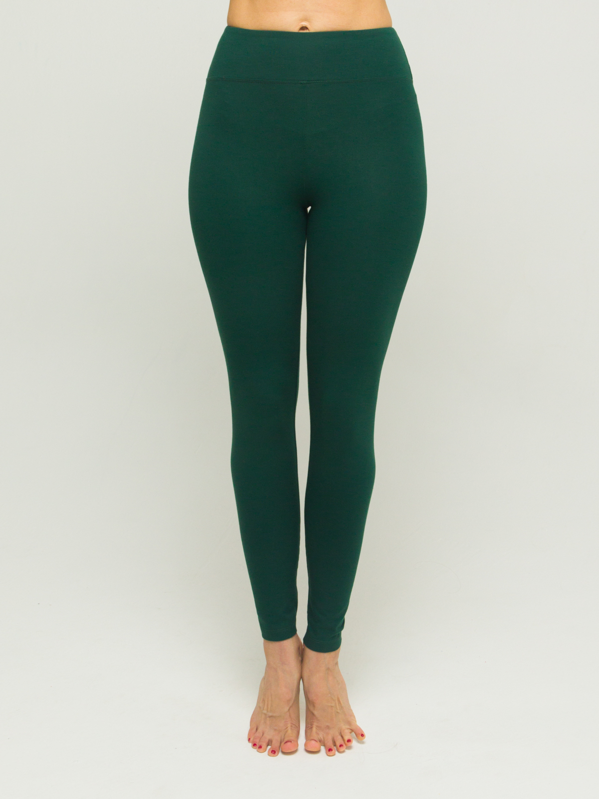 лучшая цена Леггинсы женские Sansara YogaDress (0,2 кг, L (48), зеленый)