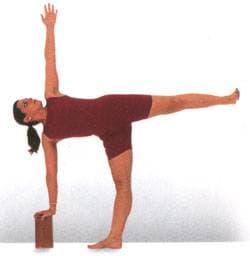 занятия на кирпичах для йоги