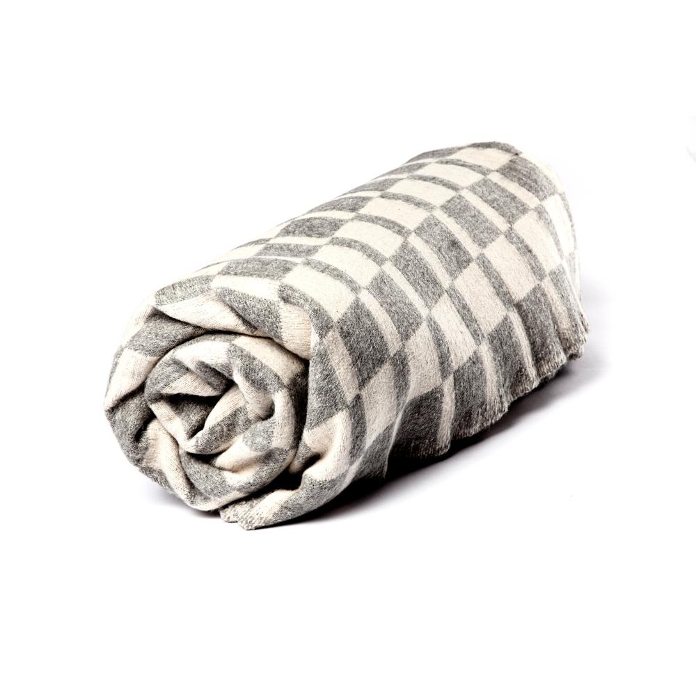 Одеяло байковое для йоги Айенгара 205 х 140 см